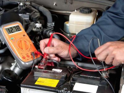 battery and electrical system testing